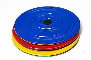 Диск Грация сине-красный
