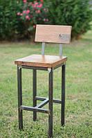 Барный стул лофт, фото 1