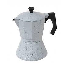 Кофеварка гейзерная 300мл Con Brio 6706СB
