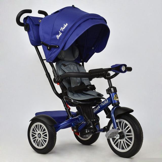Велосипед трехколёсный с поворотным сиденьем Best Trike 6188 В - 8340