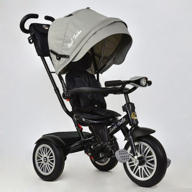Велосипед трехколёсный с поворотным сиденьем Best Trike 6188 В - 8230