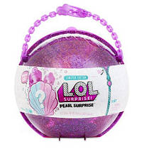 Кукла в шаре с сюрпризом L.O.L. Surprise Pearl Surprise, MGA Entertainment - L.O.L. Surprise! (США)