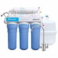 Фильтр обратного осмоса Ecosoft Absolute с минерализатором, фото 1