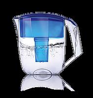 Фильтр-кувшин для воды НАША ВОДА Луна синий 3,5 литра, фото 1