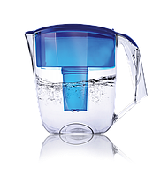 Фильтр-кувшин для воды НАША ВОДА Максима синий 5 литров