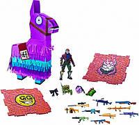 Игровая коллекционная фигурка Jazwares Fortnite Llama Pinata набор аксессуаров