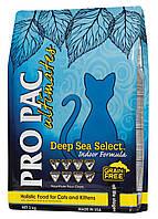 Pro Pac (Про Пак) Ultimates Deep Sea Select Indoor Formula корм с рыбой, 2кг