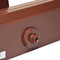 Дверной доводчик ATIS DC-5036-BC коричневый, фото 2