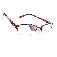 Женские очки с белой линзой 2203
