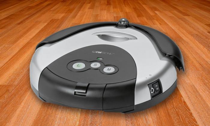 Пылесос-робот CLATRONIC BSR 1283