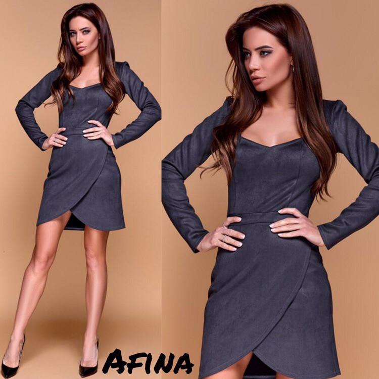 Женское модное платье  ФП191