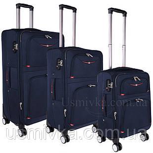 Вместительный чемодан Wenger Dunlop, из 3 чемоданов
