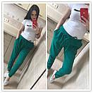 Женские брюки на резинке прямого кроя 51bil243, фото 2