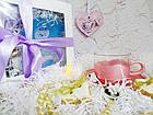 Подарок девушке, любимой, подруге - Авторская 3D чашка, фото 4