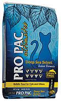 Pro Pac (Про Пак) Ultimates Deep Sea Select Indoor Formula корм с рыбой, 6кг, фото 1