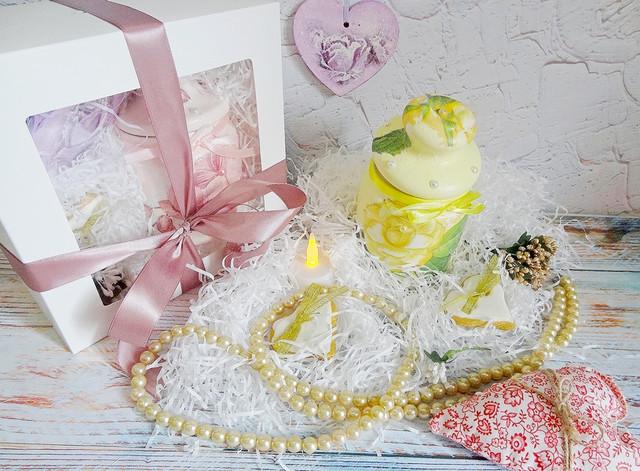 Подарок девушке, любимой, подруге - набор