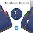 "Рюкзак для ноутбука Promate Metro 13.3"" Blue, фото 6"