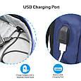 "Рюкзак для ноутбука Promate Metro 13.3"" Blue, фото 5"