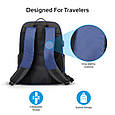 "Рюкзак для ноутбука Promate Metro 13.3"" Blue, фото 2"