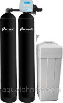 Фильтр умягчения воды Ecosoft FU 0844CE Twin