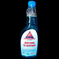 Средство для стекол и зеркал, запаска Z-BEST-53101 500мл с нашатырным спиртом