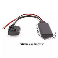 Bluetooth модуль Aux адаптер Mercedes Benz Comand 2.0 W211 R170 W164, фото 1