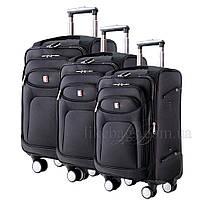 Швейцарский чемодан Swissgear Amaroo, из 3 чемоданов
