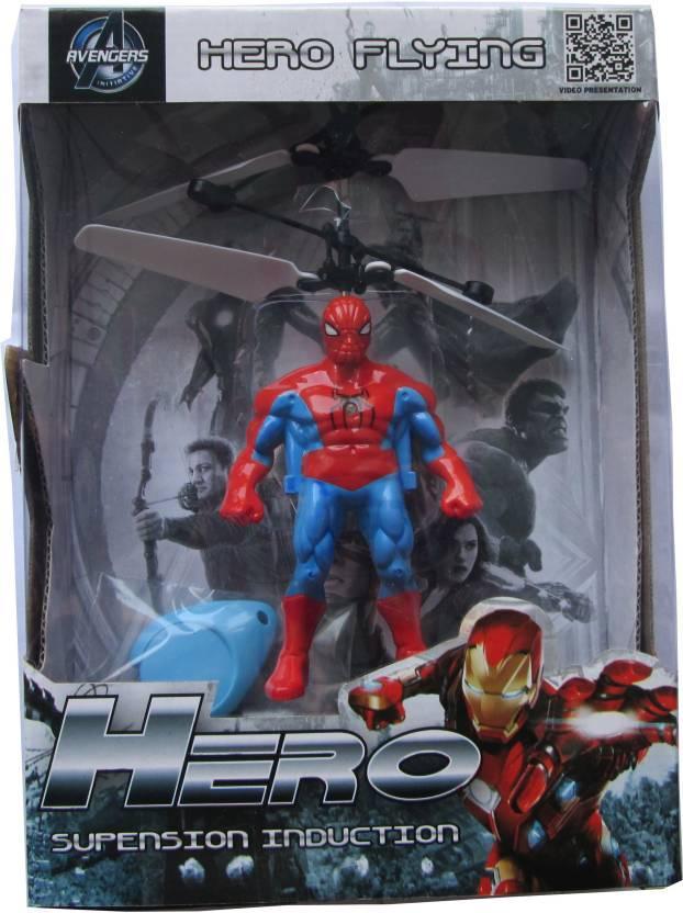 """Індукційна іграшка """"Супергерой Людина-павук"""""""