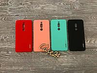 TPU чехол Smitt накладка бампер для Meizu M8 (4 цвета)