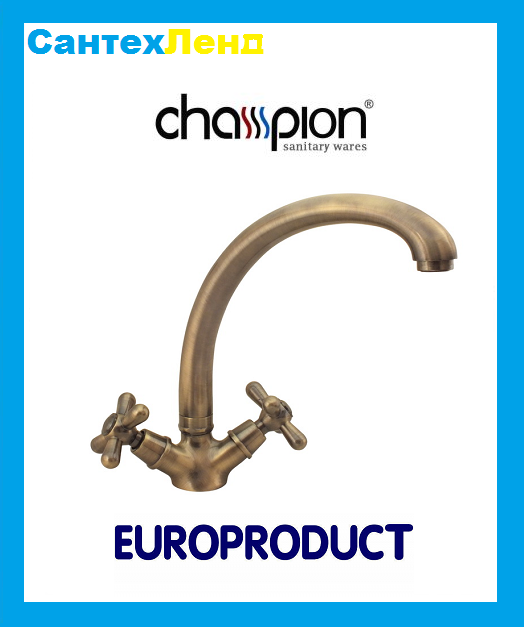 Смеситель Dominox 273 Bronze Euro Product