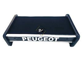 Полка на торпеду Peugeot Boxer с 2014 г. «AutoElement» - Столик на торпеду Пежо Боксер