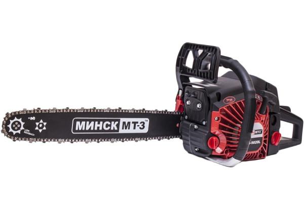 Бензопила цепная MINSK PRO MCS-5020L