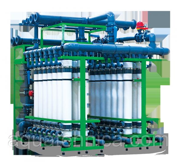 Промышленная система ультрафильтрации Ecosoft UF-30