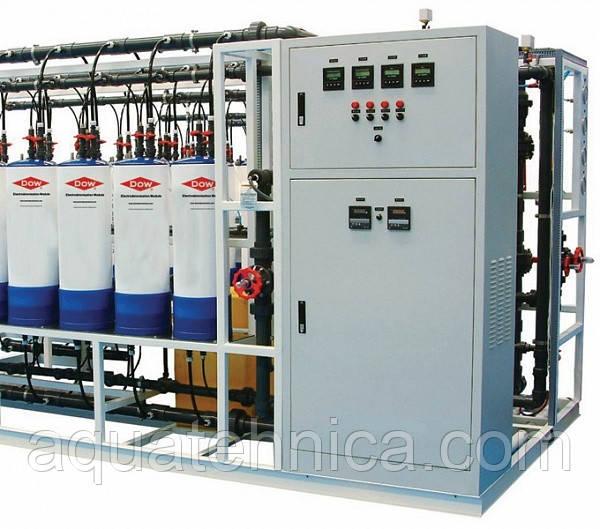 Промышленная система электродеионизации Ecosoft  EDI-16