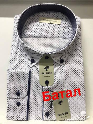 Турецкая батальная рубашка Palmen , фото 2