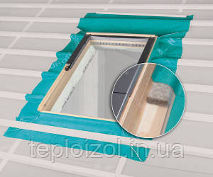 Паропропускною оклад Fakro XDP 78х180