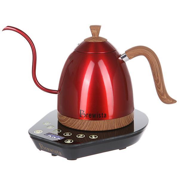 Электрочайник для кофе Brewista Artisan Red с поддержкой температуры
