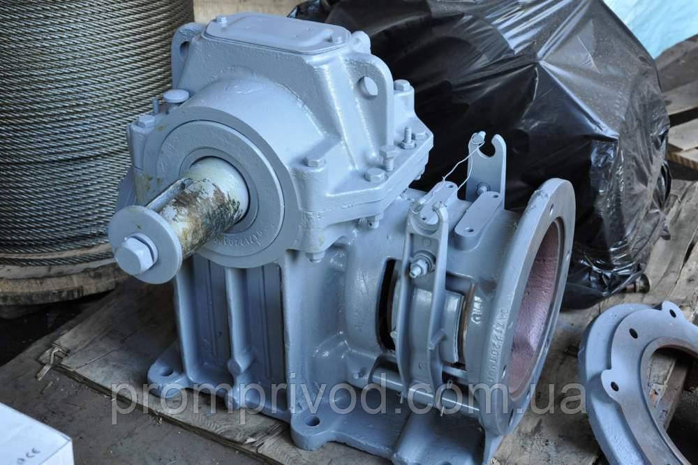 Глобоидный редуктор РГЛ-225-45