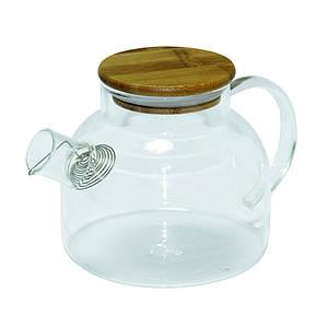 """Чайник заварочный стеклянный """"Стокгольм"""", 1050 мл 34898-6"""