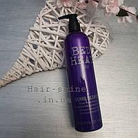 Тонирующий шампунь для светлых волос Tigi Bed Head Dumb Blonde Purple Toning Shampoo 400 мл