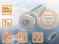 Рекуператор CLIMTEC РД-100 СТАНДАРТ - для помещения до 15 м2