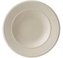 Тарелка суповая Wedgwood Edme Plain 23 см 50220701085