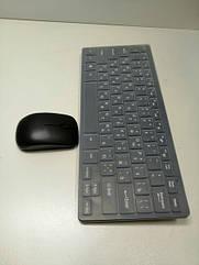 Бездротова клавіатура і миша Mini Keyboard