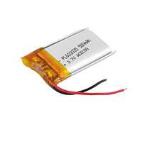 Аккумулятор литий-полимерный 602035, 500mAh, 3.7V
