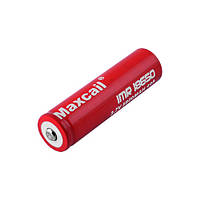 Акумулятор 18650, Maxcail, 5800mAh, 3.7 V