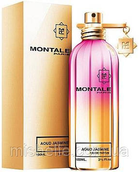 Парфюмированная вода  Montale Aoud Jasmine ( Монталь Уд Жасмин унисекс) реплика