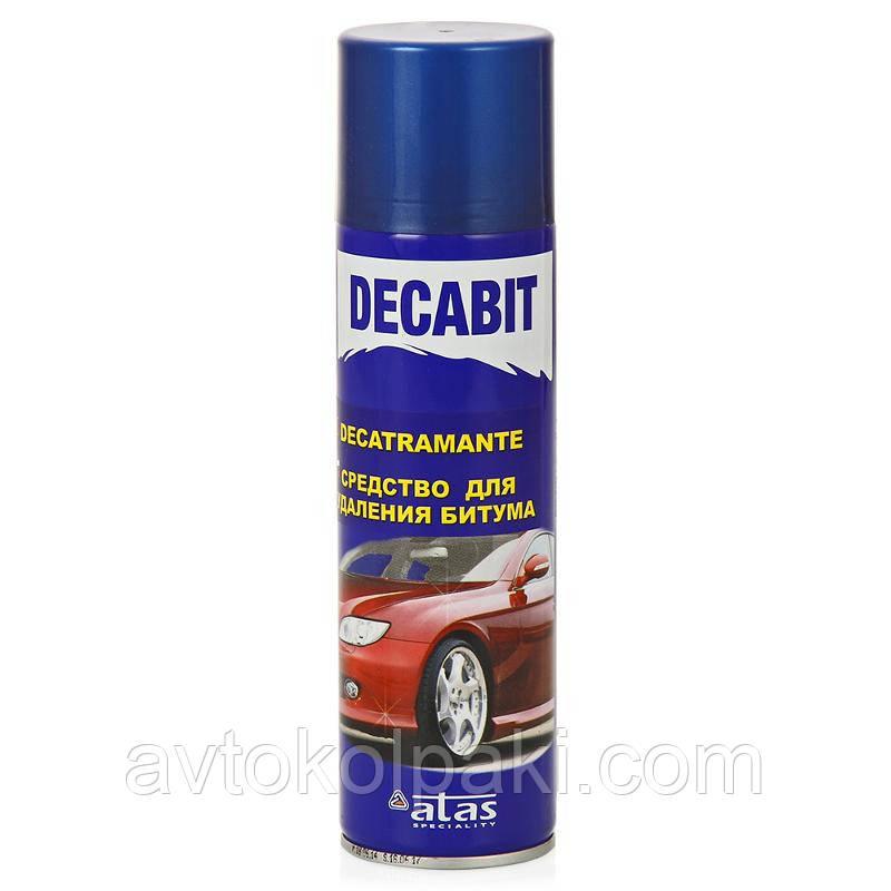 Автомобильный очиститель битума DECABIT ATAS 250 мл