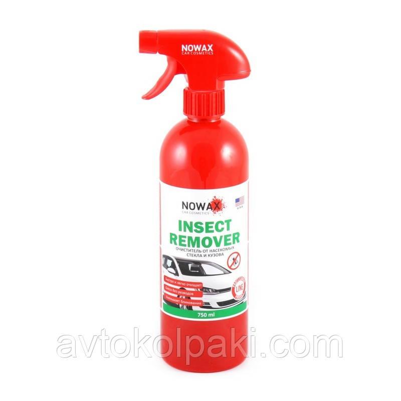 Автомобильный очиститель насекомых NOWAX Insect Remover