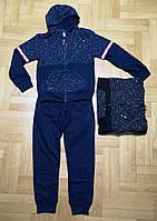 Спортивный костюм 2 в 1 для мальчика оптом, Grace, 116-146 см,  № B80323, фото 1