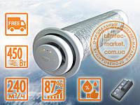 Рекуператор CLIMTEC РД-200+ СТАНДАРТ - для помещения до 95 м2, фото 1